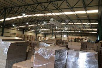 bodegas en renta en industrial santa catarina, santa catarina
