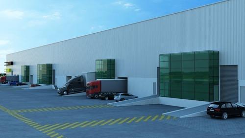bodegas industriales de 932 m²