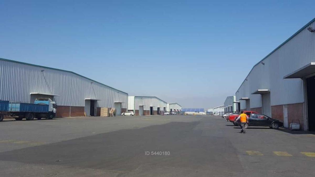 bodegas industriales / san bernardo