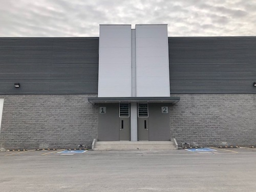 bodegas modulares en zona industrial, desde 724 m²
