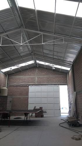 bodegas nuevas techadas al norte