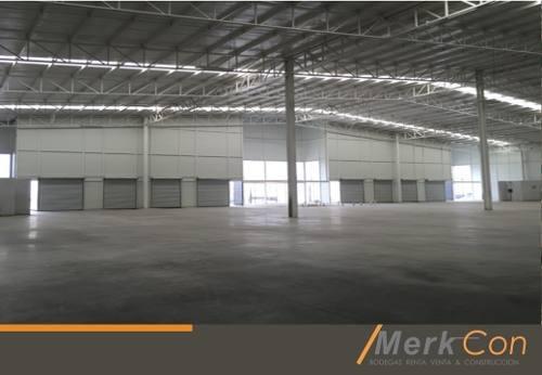 bodegas renta 1,318 m2 en conjunto industrial, zona carretera méxico-querétaro, qro., méxico