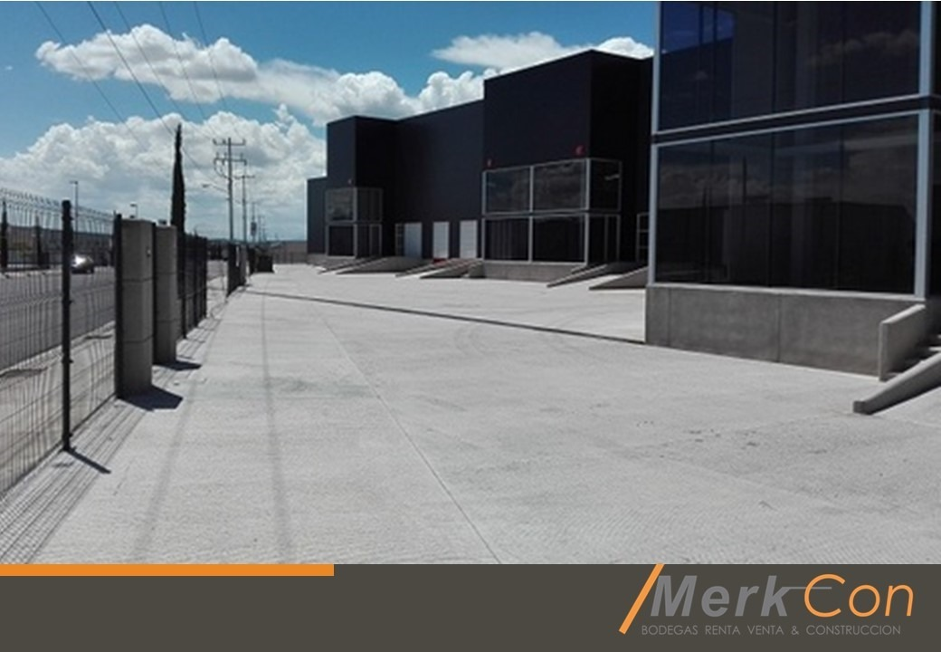 bodegas renta 1,926 m2 en conjunto industrial, zona carretera méxico-querétaro, qro., méxico