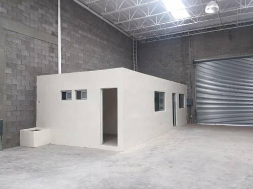 bodegas renta complejo industrial homero 34,000 albmar gl3