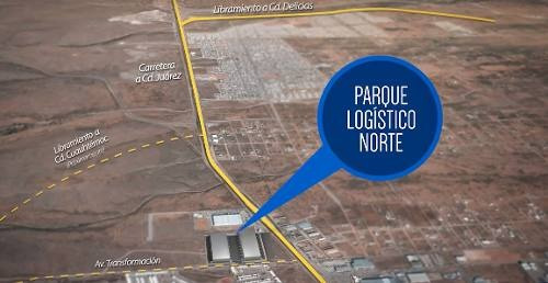 bodegas renta parque logístico norte 75 x m2 auggal gl2
