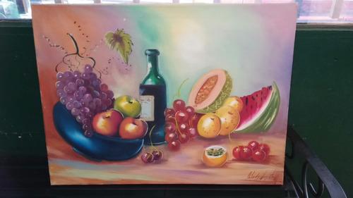 bodegón pintura