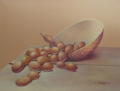 bodegones de frutos silvestres