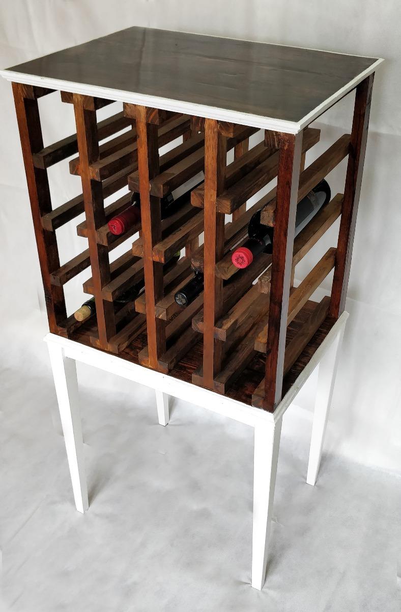 Bodeguero Vinoteca Mueble Diseño Unico!! - $ 2.000,00 en Mercado Libre