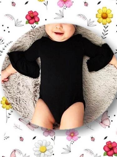 bodi bebe niña manga campana niñas ropa niños