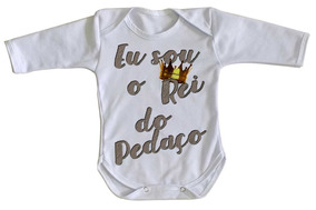9847235d8 Roupa Rei Arthur - Bebês no Mercado Livre Brasil
