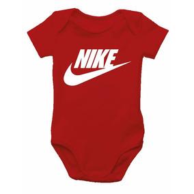 7a83071927024 Kit Body Nike - Bodies Vermelho de Bebê no Mercado Livre Brasil