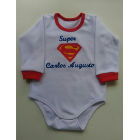 462d8e745 Roupa Para Bebe De 2 Meses - Bodies de Bebê no Mercado Livre Brasil