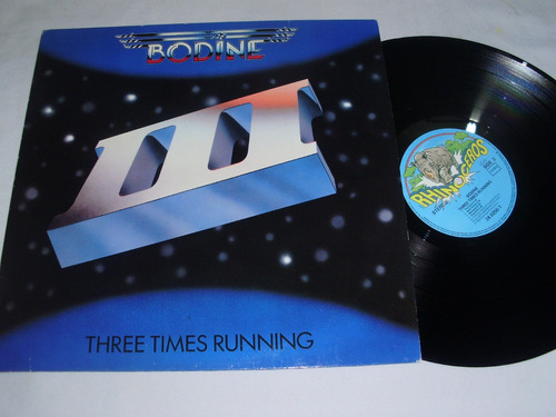 bodine - three times running '83 ( heavy metal holandes 80s)