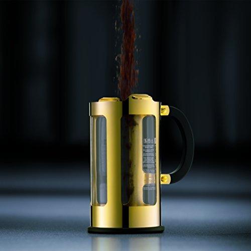 bodum 1117217 8 copa chambord french press coffee maker 34 o