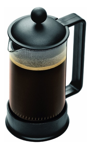 bodum brazil 3taza 12oz), french press cafetera eléctrica,