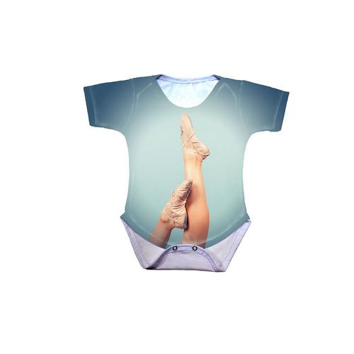 body bebê ballet feet