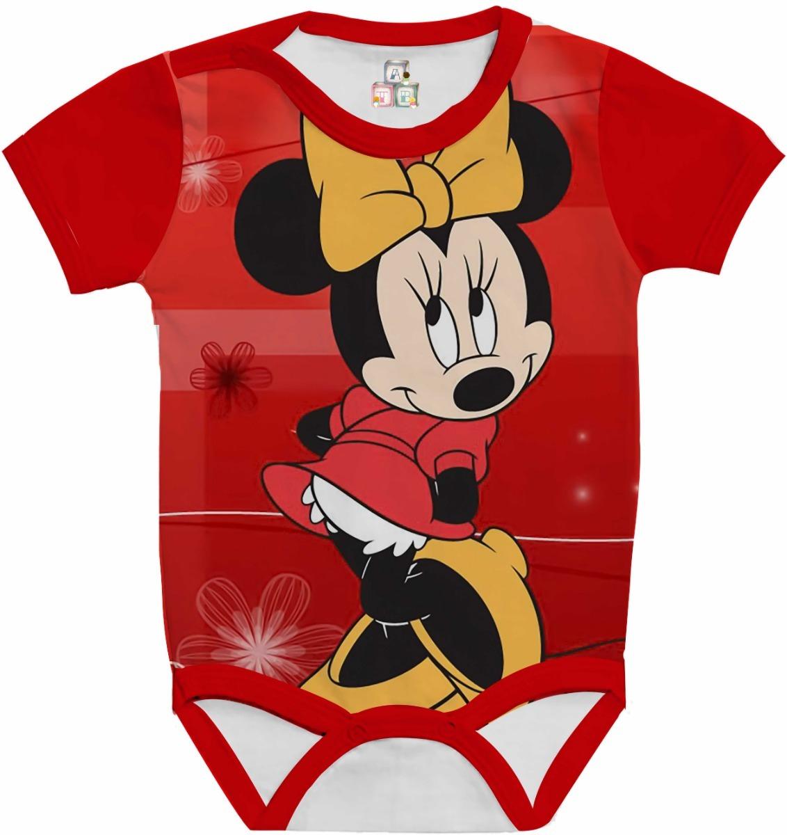 ad0830391 body bebê camisa personalizada minei miney minnie mouse 02. Carregando zoom.
