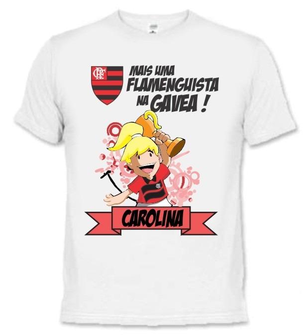 104d93ebf8 Body Bebê E Camiseta - Flamengo Mengão Times - Personalizado - R$ 34 ...
