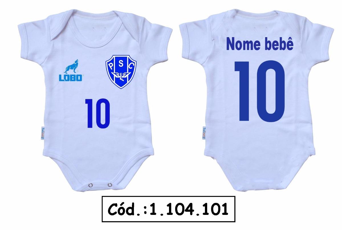 Body Bebê Futebol Paysandú Time Frases Engraçadas Baby R 2920 Em