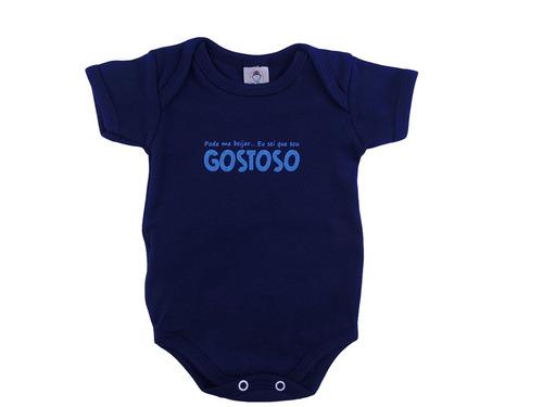 body bebê gostoso tam.0-1 mês e 02-03 meses piu blu