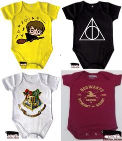 b4e463430 Body Feminino Harry Potter no Mercado Livre Brasil