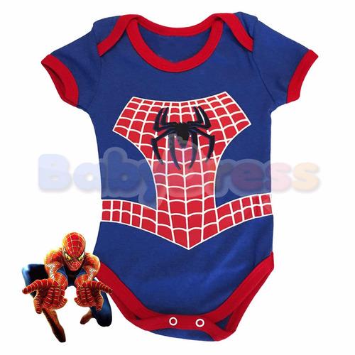 body bebê homem aranha