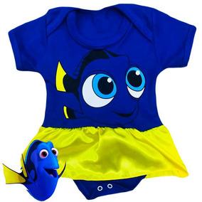 17d78bd550de81 Body Bebê Procurando Nemo Dory