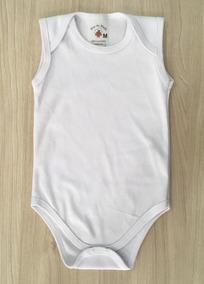 f7b2c0374f Body Regata Bebe - Bodies de Bebê no Mercado Livre Brasil