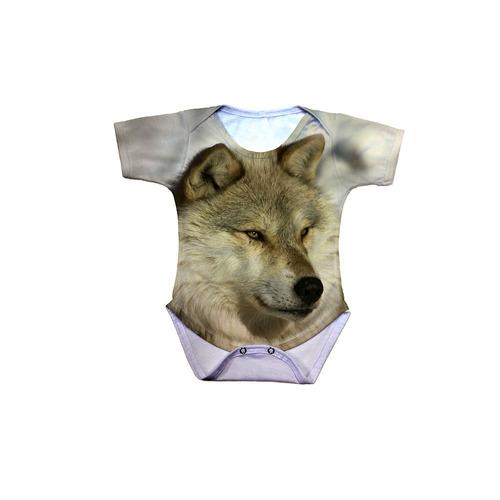 body bebê selvagem lobo