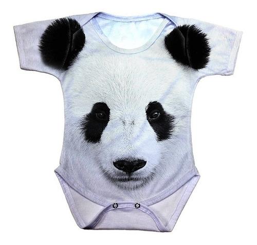 body bebê selvagem urso panda