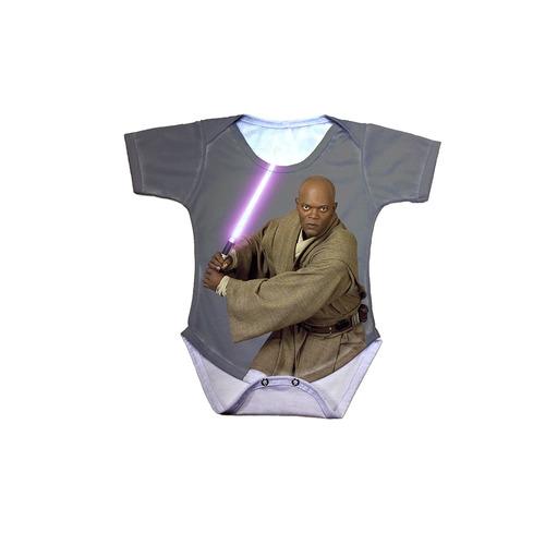 body bebê star wars mace windy