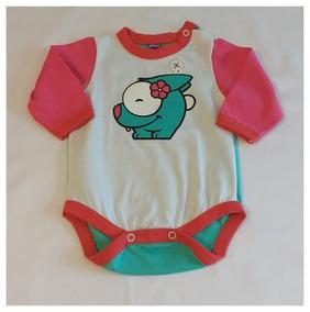ebcadc066 Hermoso Body Manga Larga Con Pierna Para Bebe Recien Nacido - Bodys para  Bebés al mejor precio en Mercado Libre Argentina