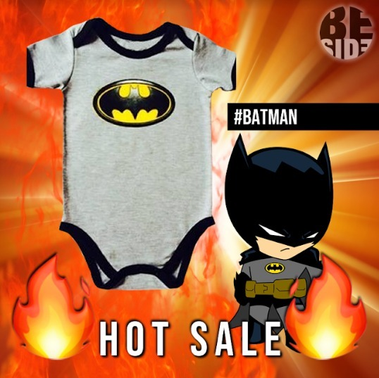 Body Bebe Batman    Dc    Comic    Geek    Vintage -   320 8ac5280335a