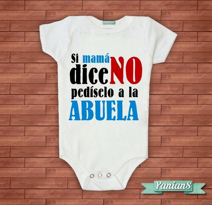 Body Bebé Divertido Con Frases