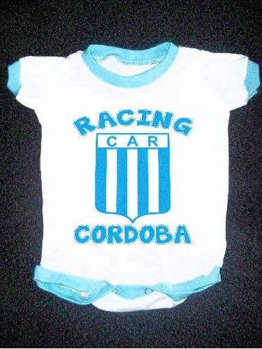body bebe racing de cordoba exclusivo pasiondelhincha
