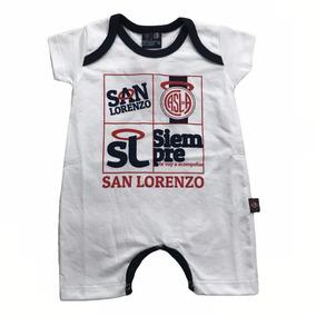 78f99b4dc Body Bebe San Lorenzo - Bodys para Bebés al mejor precio en Mercado Libre  Argentina