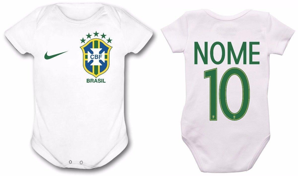 eb6e6c302e body bebe time de futebol brasil body seleção brasileira. Carregando zoom.