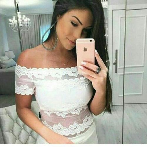 body blusa feminino