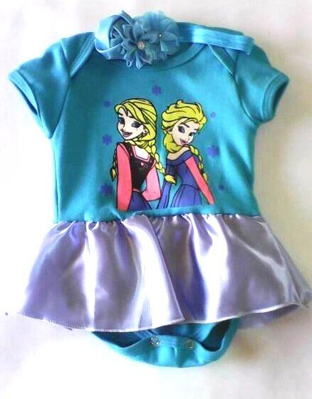 4c7703f14 Body Bodie Bori Anna E Elsa Frozen - Promoção - R$ 28,90 em Mercado ...