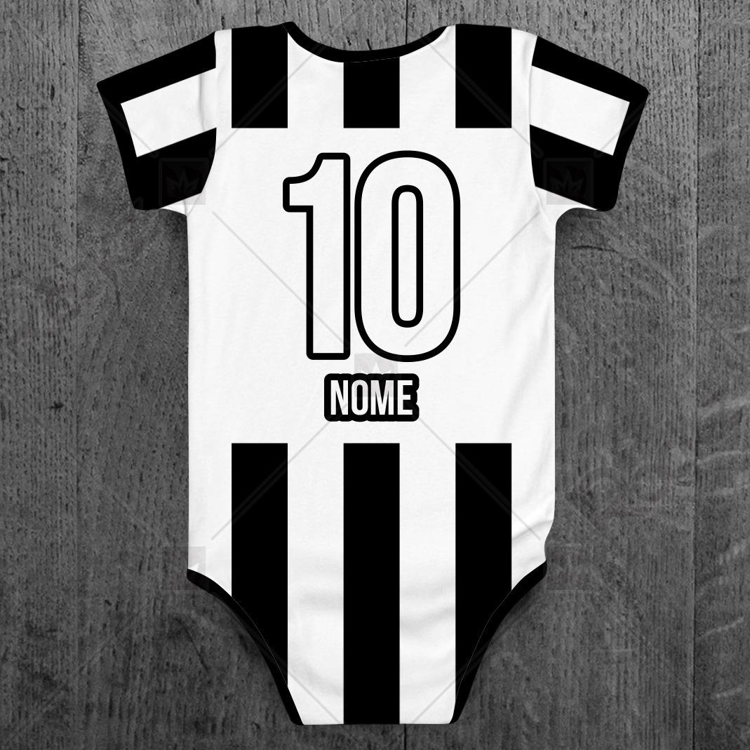 body botafogo infantil futebol personalizado c  nome do bebê. Carregando  zoom. 513f0863fbcc2