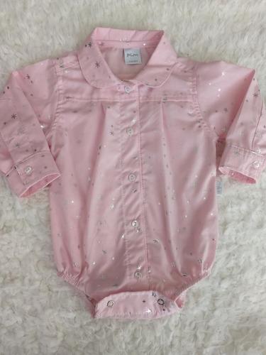 body camisa bebé
