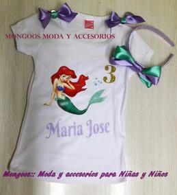 primer nivel bien fuera x compra venta Body Camisetas Personalizadas Minnie Frozen Soyluna Sirenita
