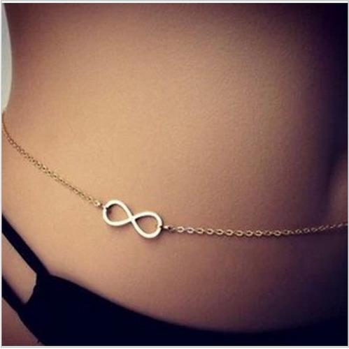 body chain - body jewelry / cadenas para el cuerpo