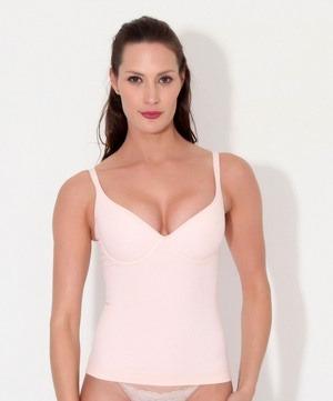 body con copas faja, corseteria ropa plaxtex mujer 32b