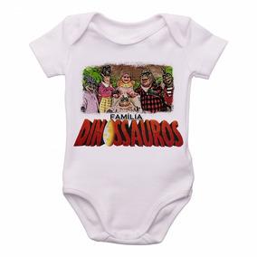 16f9c4468 Familia Dinossauro -baby Roupas - Bebês no Mercado Livre Brasil