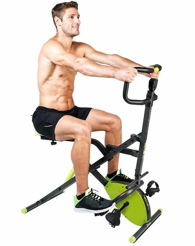 Body crunch evolution la evoluci n de hacer ejercicio for Aparatos para hacer ejercicio