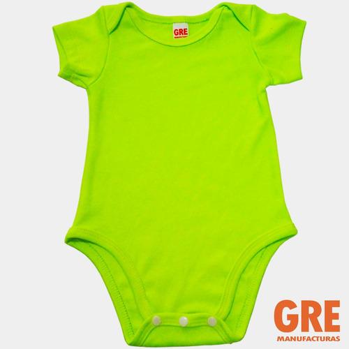 body de algodon manga corta para bebe desde 3m 6m 9m 12m