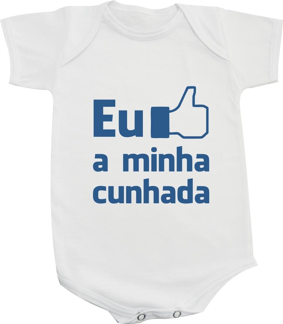 Body De Frases Eu Curto A Minha Cunhada Like Facebook R 4546 Em