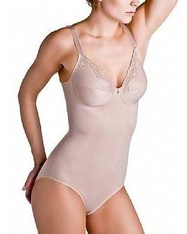 body dilady modelador romantic plus 42 a 52 original novo