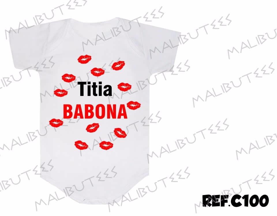 Body Dinda Tia Bebê Mamãe Papai Frases Titia Babona R 2999